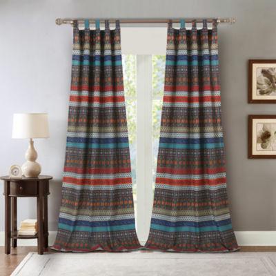 Barefoot Bungalow Brooklyn Curtain Panel