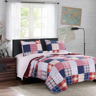 Barefoot Bungalow Hampton Quilt Set
