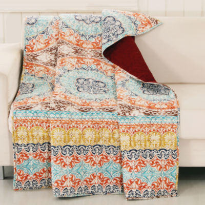 Greenland Home Fashions Olympia Midweight Throw