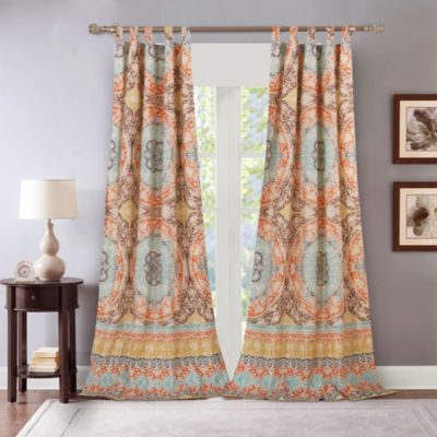 Barefoot Bungalow Olympia Tab-Top Curtain Panel