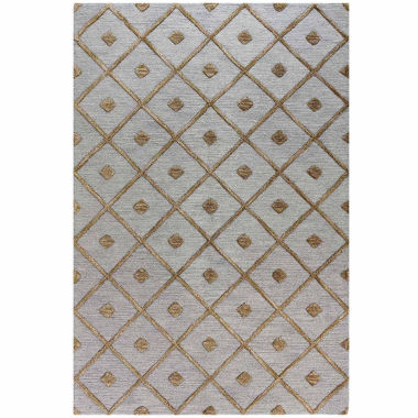 Stowe 100% Wool Hand Tufted Area Rug