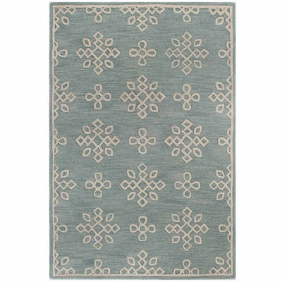 Sussex 100% Wool Hand Tufted Area Rug