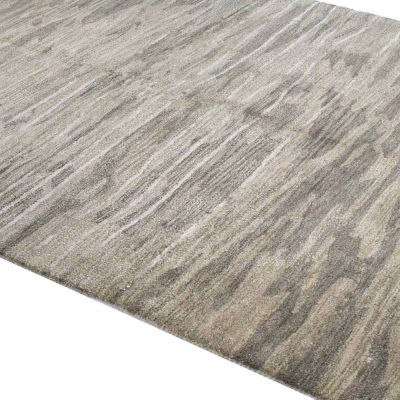 Taylor Wool & Viscose Hand Tufted Area Rug