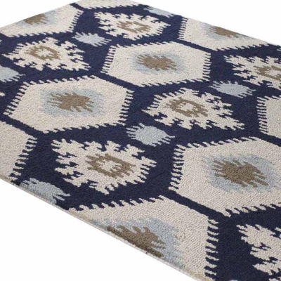 Carlton 100% Wool Hand Tufted Area Rug