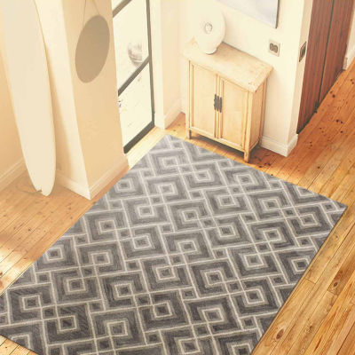 Chatham 100% Wool Hand Tufted Area Rug
