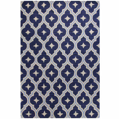 Stonington 100% Wool Hand Tufted Area Rug
