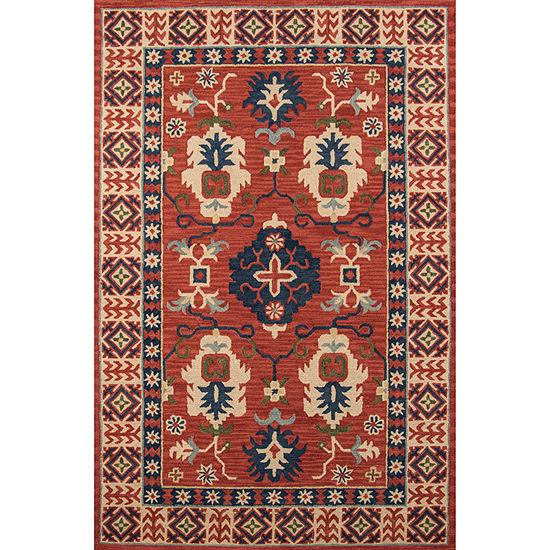 Momeni Tangier Hooked Rectangular Indoor Rugs