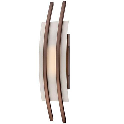 Filament Design 1-Light Hazel Bronze Bath Vanity