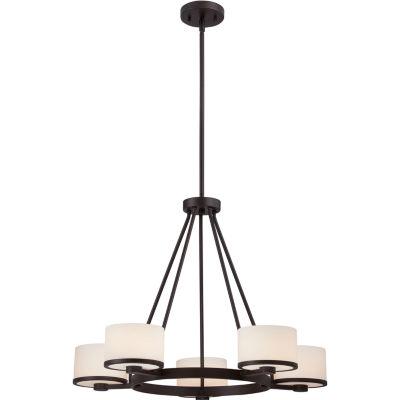Filament Design 5-Light Venetian Bronze Chandelier