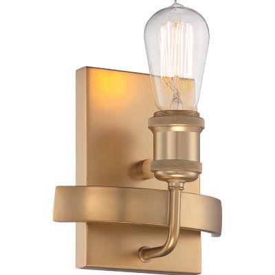 Filament Design 1-Light Natural Brass Bath Vanity