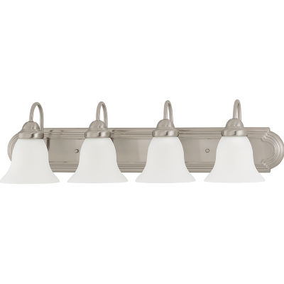 Jcpenney Vanity Lights : Filament Design 4-Light Brushed Nickel Bath Vanity - JCPenney