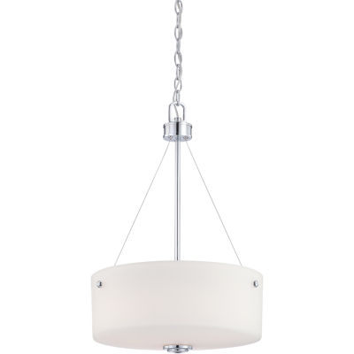 Filament Design 3-Light Polished Chrome Pendant Mini-Pendant