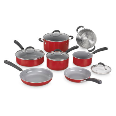 Advantage Ceramica XT 11-pc. Cookware Set