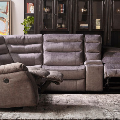 Sommer Power Recliner Sectional