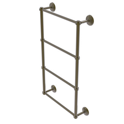 Allied Brass Monte Carlo Collection 4 Tier 30 InchLadder Towel Bar