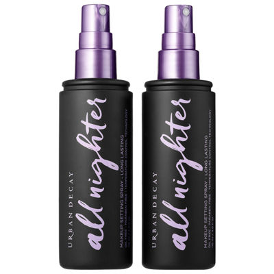 Urban Decay All Nighter Long-Lasting Makeup Setting Spray Duo