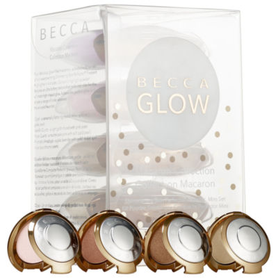 BECCA Shimmering Skin Perfector® Pressed Highlighter Mini Macaron Set