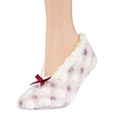 1 Pair Slipper Socks - Womens