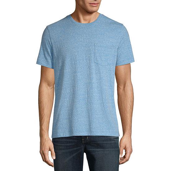 950d638200d St. John's Bay Mens Crew Neck Short Sleeve T-Shirt - JCPenney