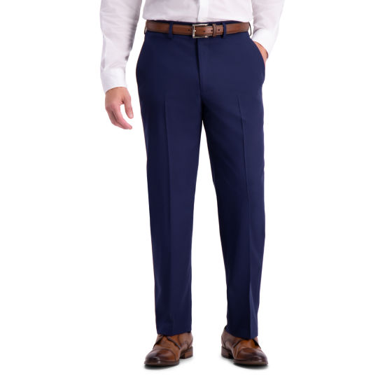 Haggar Active Series Classic Fit Stretch Suit Pants