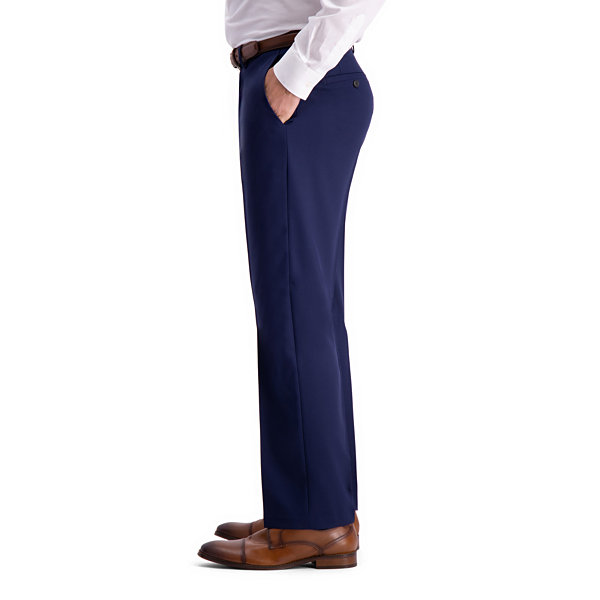 Haggar Active Series Suit Separates Classic Fit Stretch Suit Pants