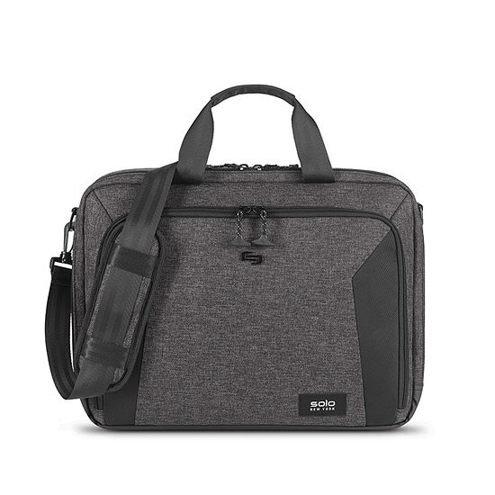 "Solo Route 15.6"" Briefcase"