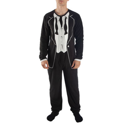 Casual Tux Union Suit