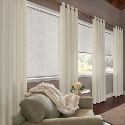 Bali Coastal Grommet-Top Curtain Panel