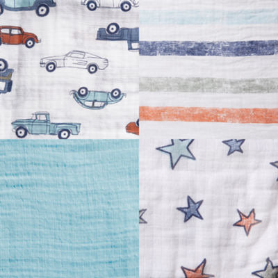 Aden By Aden + Anais 4-pc. Swaddle Blanket