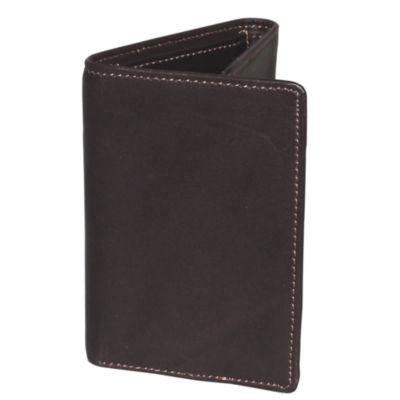 Dopp Mens Tri Fold Wallet