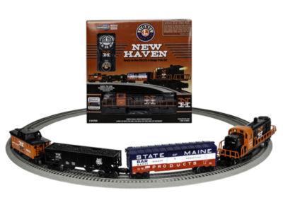 Lionel Trains New Haven RS-3 LionChief Train Set w/ Bluetooth