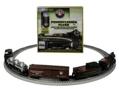 Lionel Trains Pennsylvania Flyer LionChief Train Set w/Bluetooth