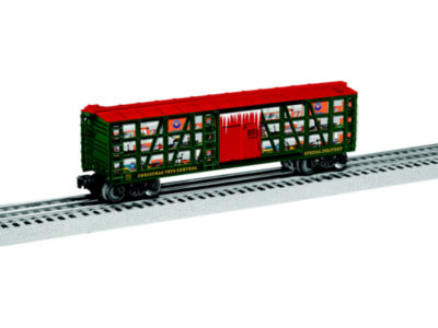 Lionel Trains Christmas Toys Stock Car