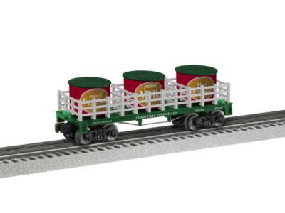 Lionel Trains Christmas Essentials Barrel Car