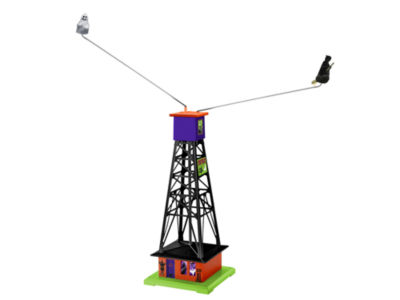 Lionel Trains Flight Night Halloween Plug-Expand-Play Pylon