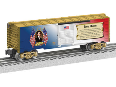 Lionel Trains James Monroe Presidential Series Boxcar