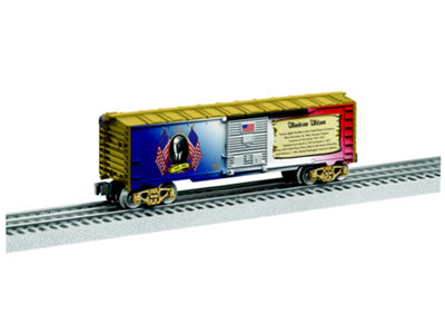 Lionel Trains Woodrow Wilson Presidential Series Boxcar