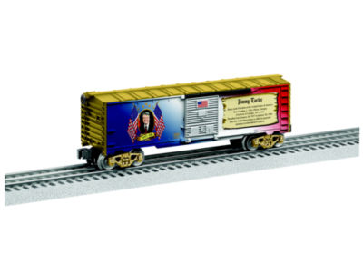 Lionel Trains Jimmy Carter Presidential Series Boxcar