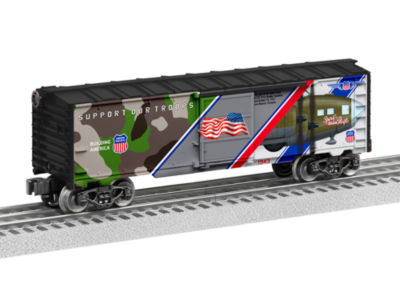 Lionel Trains Spirit of the Union Pacific Boxcar