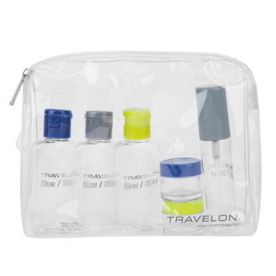Travelon 1 Qt. Zip-Top Bag With Bottles
