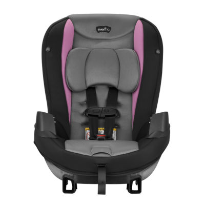 Evenflo Sonus Convertible Car Seat - Amethyst
