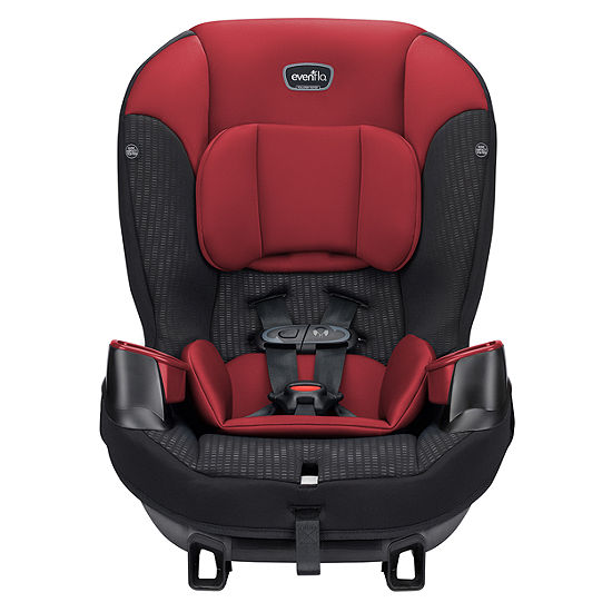 Evenflo Sonus 65 Essential Convertible Infant Car Seat - Rocco Red