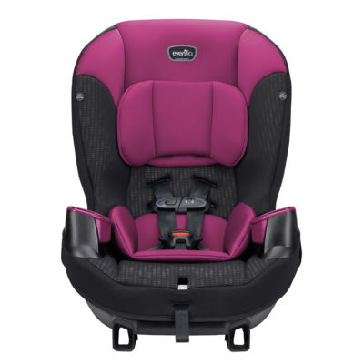 Evenflo Sonus 65 Convertible Infant Car Seat - Berry Beat