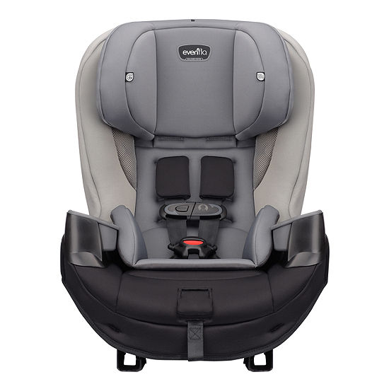 Evenflo Stratos Convertible Infant Car Seat Silver Ice