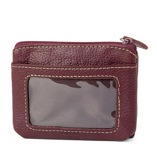 Mundi® Mini Leather Wallet