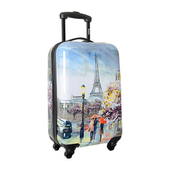 Wembley Live It Up 20 Inch Hardside Lightweight Luggage