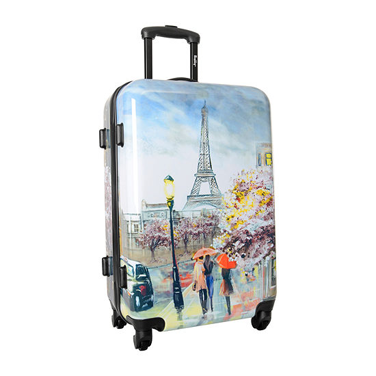Wembley Live It Up 24 Inch Hardside Lightweight Luggage