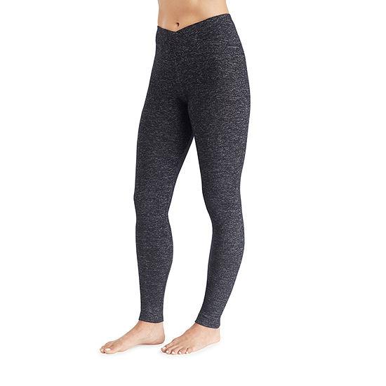 Cuddl Duds Soft Knit Womens Knit Pajama Pants