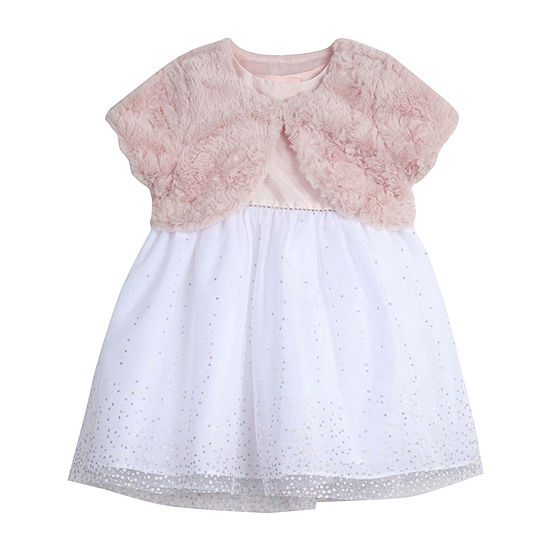 Marmellata - Baby Girls Sleeveless A-Line Dress