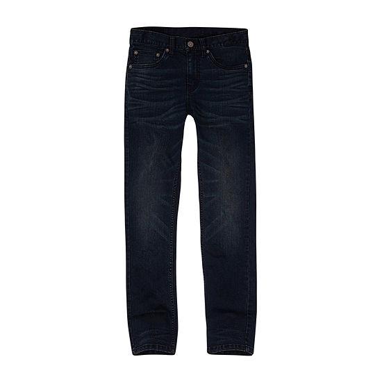 Levi's Big Boys Tapered Slim Fit Jean